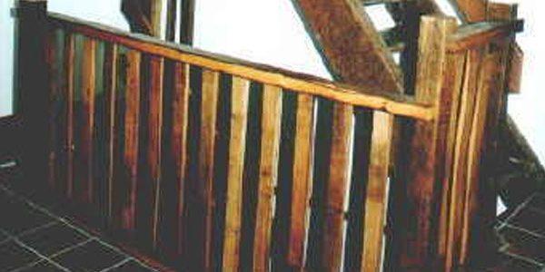 Referenz - antikes Baumaterial Klaus Stommel
