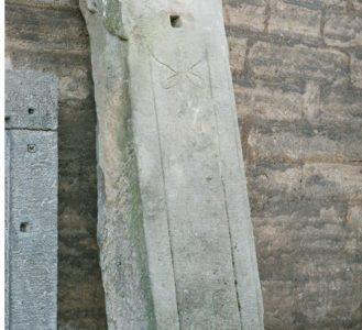 Pfeiler - antikes Baumaterial Klaus Stommel