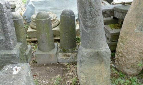 Poller - antikes Baumaterial Klaus Stommel