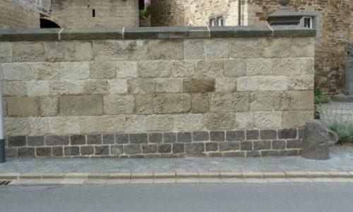 Mauer - antikes Baumaterial Klaus Stommel